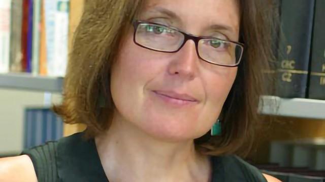 Forscherin Suzanne Eaton