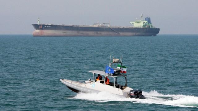 Thema des Tages Meerenge von Hormus