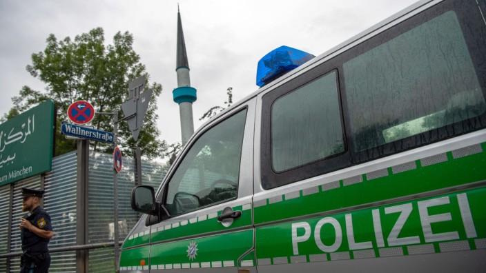 Zwei Münchner Moscheen wegen Drohung geräumt