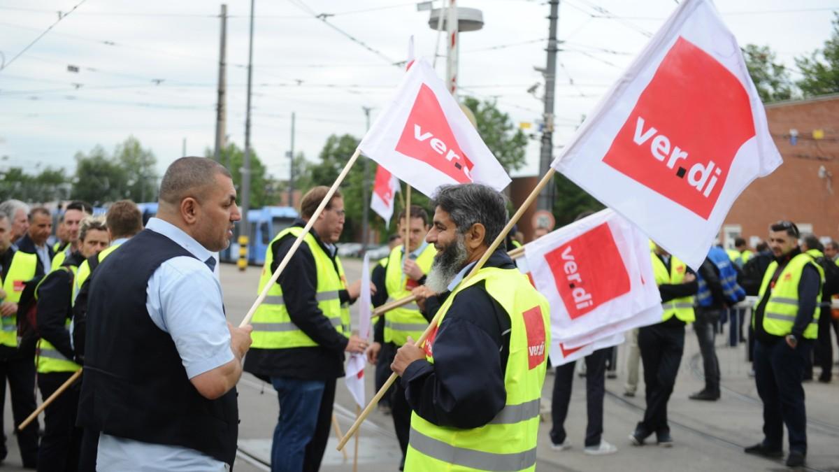 Keine Einigung im Tarifstreit bei der MVG