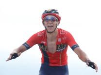 Tour de France - The 160.5-km Stage 6 from Mulhouse to La Planche des Belles Filles