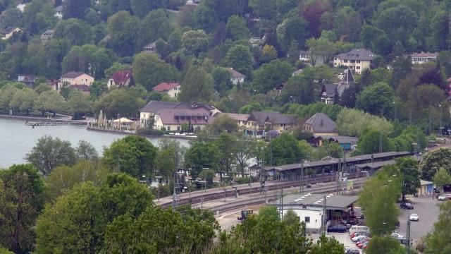 Starnberg Streit über Bahnhof See