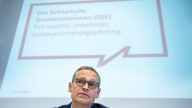 Berliner Senat will solidarisches Grundeinkommen testen
