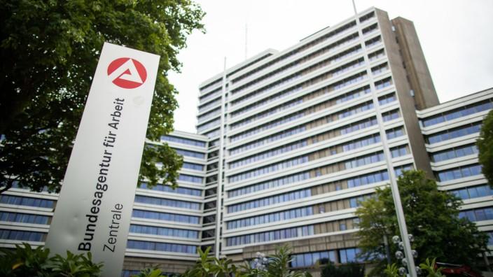 Personalkrise in der Bundesagentur für Arbeit