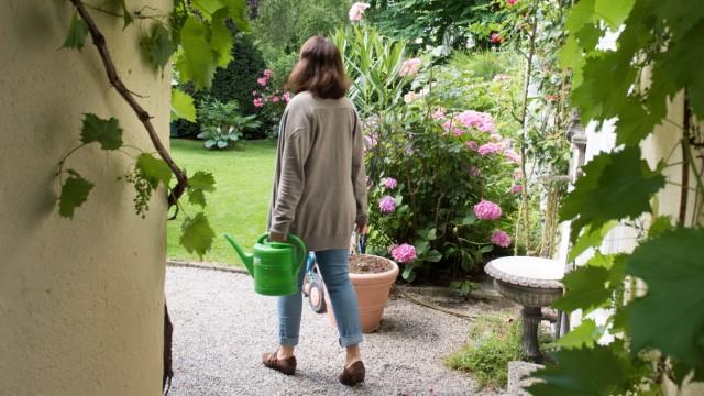 Umwelt und Naturschutz in Bayern Gartenbau