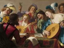 Gerard van Honthorst (1592 - 1656), Das Konzert, 1623