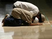Muslime Beten in der Schule, Reuters