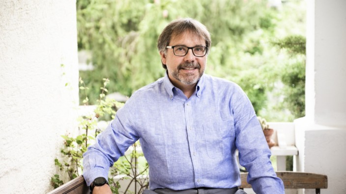 Haar, Haarer Grüne nominieren Bürgermeisterkandidaten Ulrich Leiner