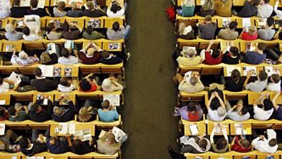 Studium Forschungsgeld für Hochschulen