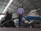 Wiederaufbau eines Zeppelins - 2630 Quadratmeter Hülle (Vorschaubild)
