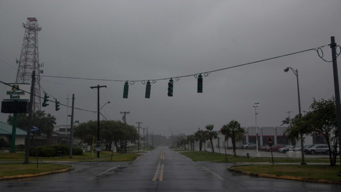 Morgan City Braces for Barry