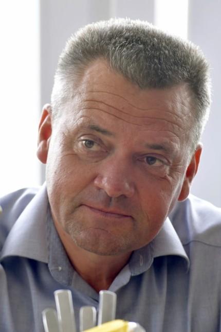 Manfred Schwabl in Unterhaching, 2018