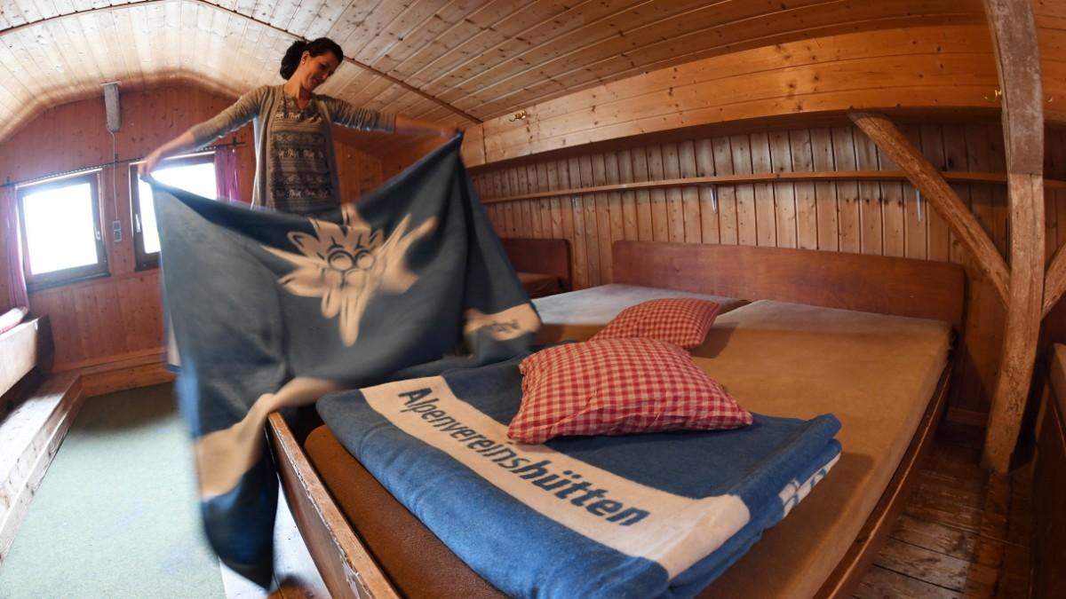 Wie Hüttenwirte gegen Bettwanzen vorgehen