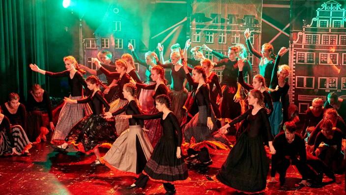 Der Hexenmeister - Tanztheater