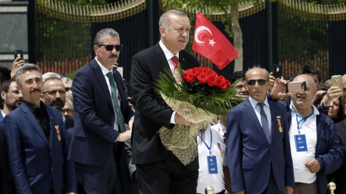 3. Jahrestag des Putschversuches in der Türkei