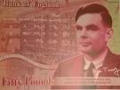 Turing kommt auf  50-Pfund-Note (Vorschaubild)
