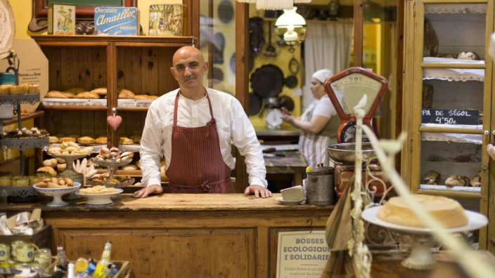 Die Bäckerei Tomeu Arbona ist ein Traditionsgeschäft in Palma de Mallorca.