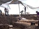 Israelische Archäologen entdecken 9000 Jahre alte Siedlung (Vorschaubild)