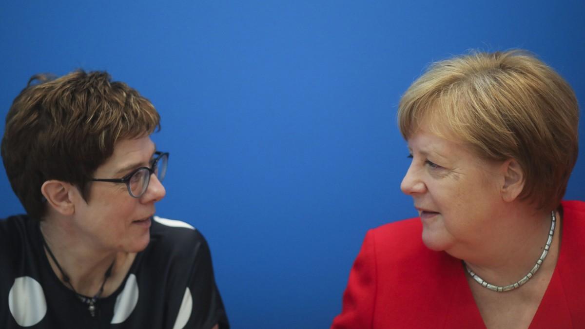 Merkels nächste Überraschung