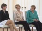 Kramp-Karrenbauer ist neue Bundesverteidigungsministerin (Vorschaubild)