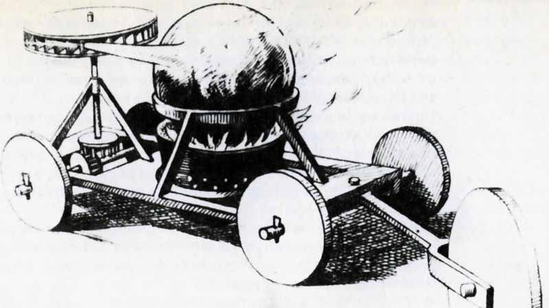 Studenten bauen das erste Auto der Welt nach