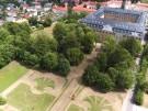 Die Gartenanlage von Schloss Hubertusburg wird zum Kunstwerk (Vorschaubild)