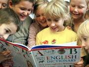 Frühkindliche Bildung Englischunterricht Grundschule, dpa