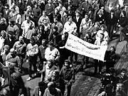 Leipzig, dpa, DDR, Montagsdemonstration, 1989