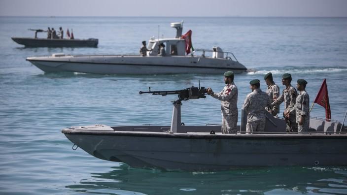 Konflikt zwischen USA und dem Iran