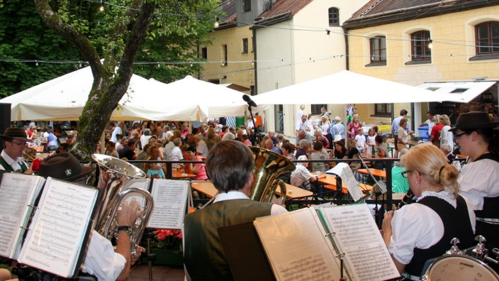 Burgfest Grünwald