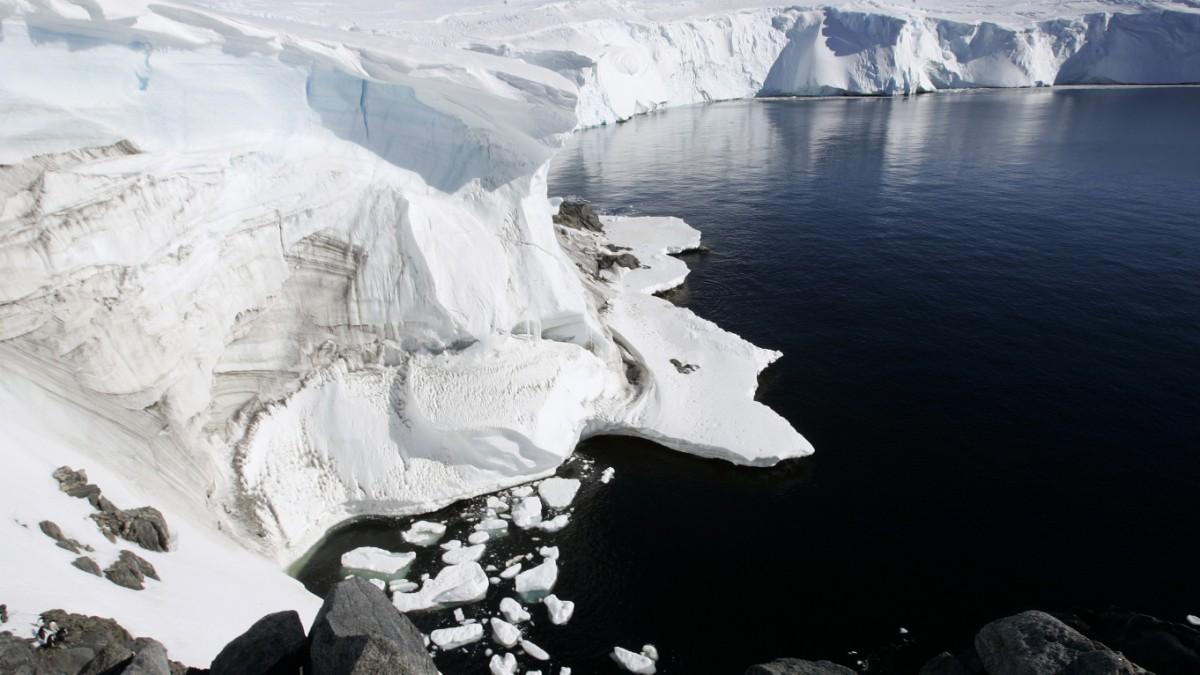 Forscher schlagen vor, die Antarktis zu beschneien - um sie zu retten