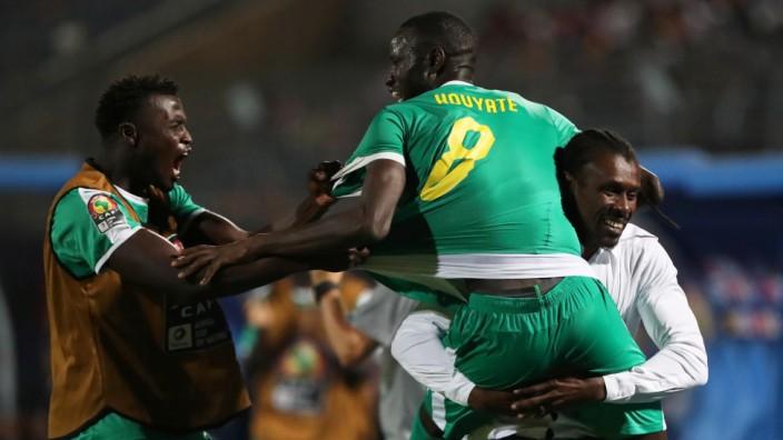 Africa Cup of Nations 2019 - Semi-Final - Senegal v Tunisia