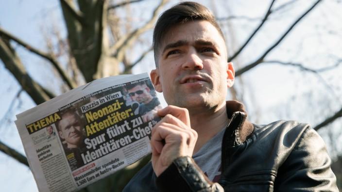 """Österreichs ´Identitären""""-Chef wird US-Visum aberkannt"""