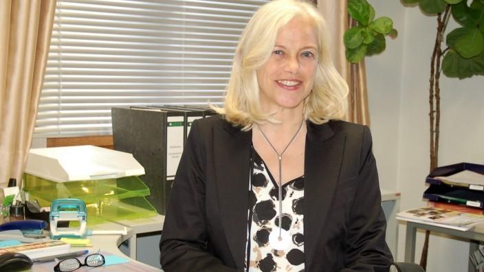 Rektorin Andrea Hofmann hat die Stelle einer weiteren Schulrätin angetreten