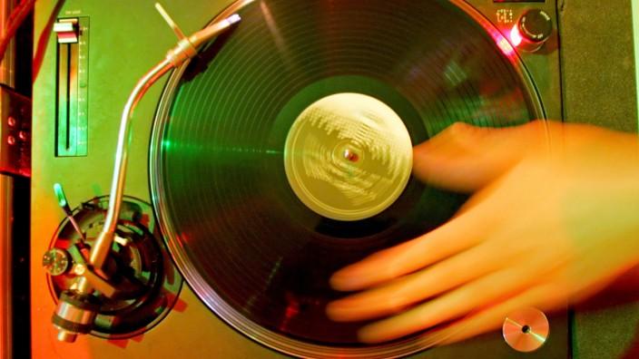 Nightlife - Schallplattenspieler (Turntable)