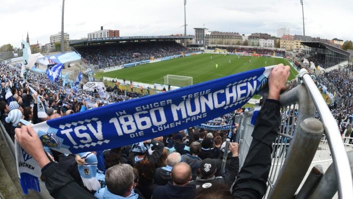 Studie:Grünwalder Stadion kann zweitligatauglich gemacht werden.