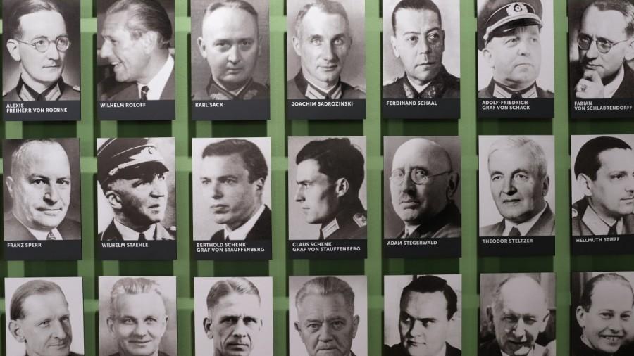 Adel im NS-Regime - Wir Stauffenbergs