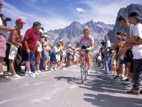 Tour de France am Tourmalet: Bei den wilden Bären