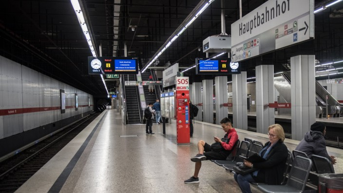 MVG Streik München Juli 2019