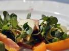 salat-lachsforelle-portulak-aprikose-artischocke