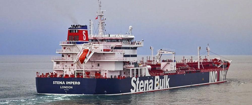 Iran stoppt unter britischer Flagge fahrenden Öltanker