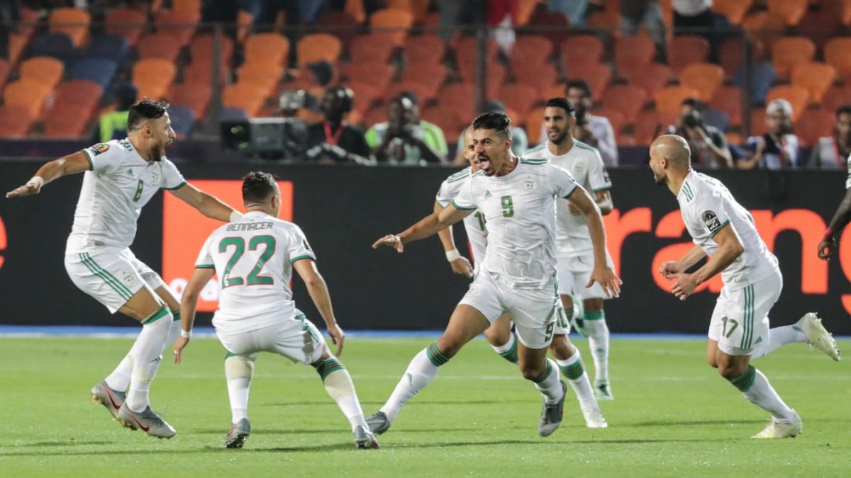 Algerien gewinnt den Afrika-Cup