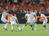 Fußball: Algerien gewinnt den Afrika-Cup