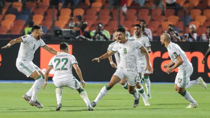 Afrika-Cup: Senegal - Algerien