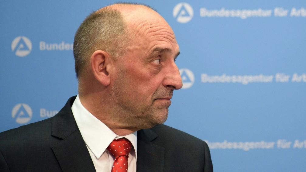 """BA-Chef gegen """"solidarisches Grundeinkommen"""""""