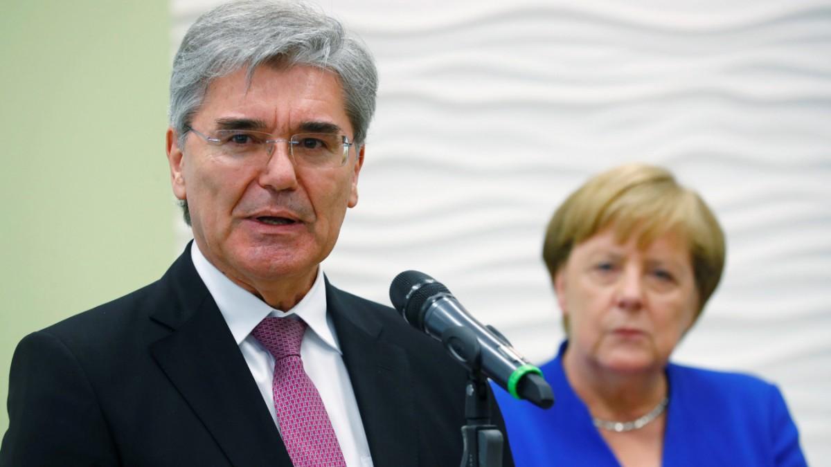 """Siemens-Chef über Trump: """"Gesicht von Rassismus und Ausgrenzung"""""""
