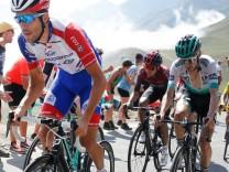 Tour de France: Die Favoriten entfachen einen kräftigen Sog
