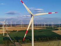 Windenergie in Ostdeutschland