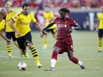 Borussia Dortmund v Liverpool - Pre-Season Friendly