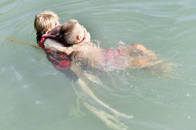 Wörthsee Wasserwacht Kinder